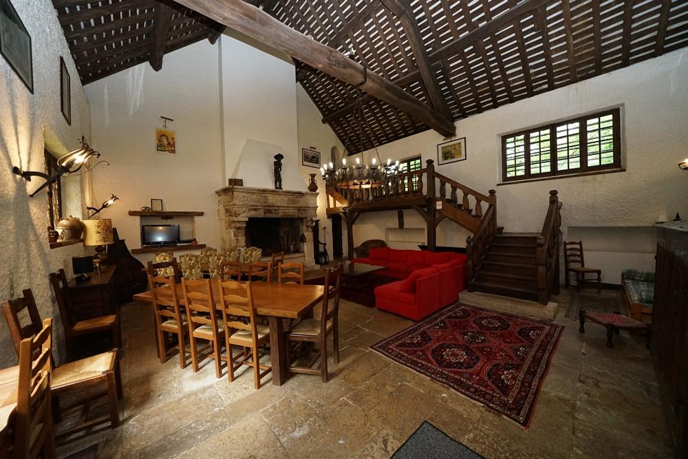 intérieur salle principale La Forge lgdb